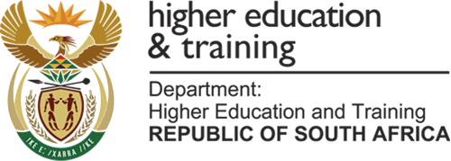 higher education and training logo